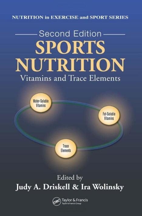 Sports Nutrition Vitamins And Trace Elements Second